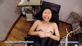 Bratty Asian Raya Nguyen Breaks Into The Wrong House, Gets Knocked Out By Doctor, & Ends Up Making Her 1st Porno EVER - EXCLUSIVELY @ Doctor-Tampa.com & CaptiveClinic.com!